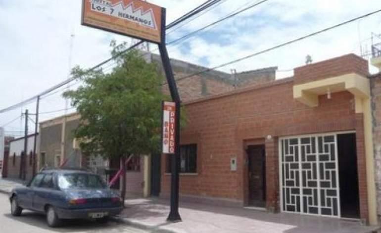 Hosteria Hostal Los Siete Hermanos - La quiaca / Jujuy