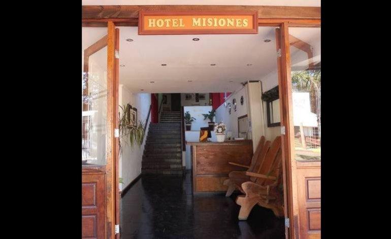 Hoteles 3 Estrellas Nuevo Hotel Misiones - Puerto iguazu / Misiones