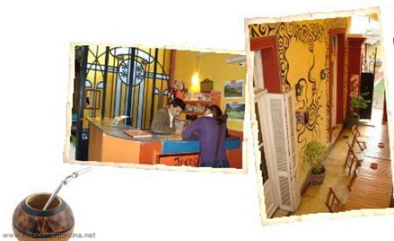 Motel Alburgue Backpackers Tucuman