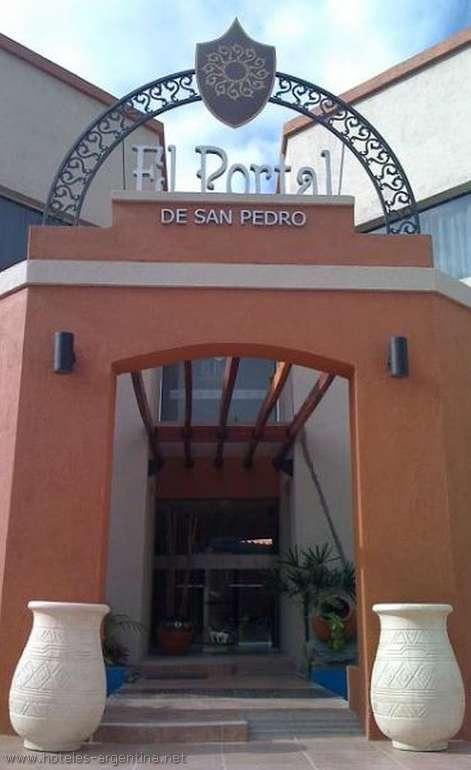 Hotel  El Portal de San Pedro