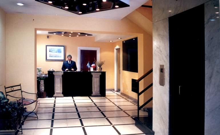 Hotel Francia - Hoteles 3 estrellas / Tucuman