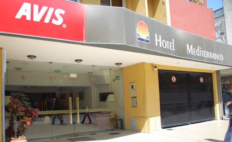 Hotel Mediterraneo - Hoteles 3 estrellas / Tucuman