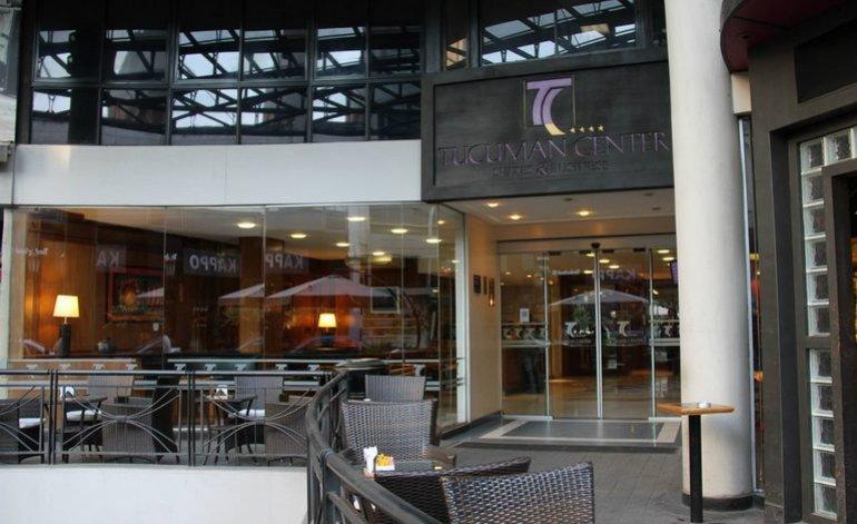 Tucuman Center Suites Bussines - Hoteles 4 estrellas / Tucuman