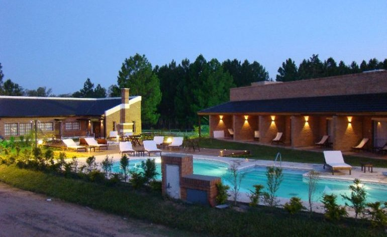 H2o Termal - Hoteles 3 estrellas / Entre rios