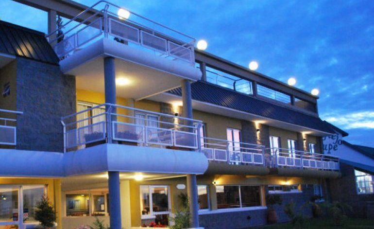 Apart Hotel la bahía