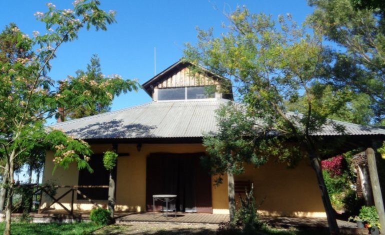 casa de campo lomadas del kuarai