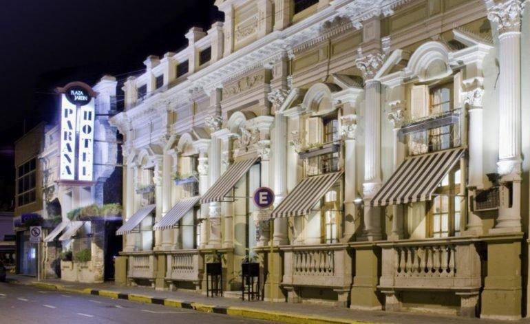 Hotel Parana  Plaza Jardin