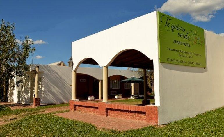 Apart Hotel Te Quiero Verde - Villa elisa / Entre rios