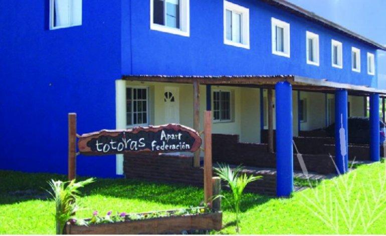Apart Hotel totoras