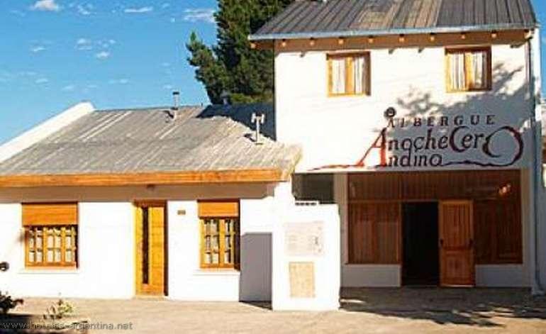 Albergue Hostel Anochecer Andino