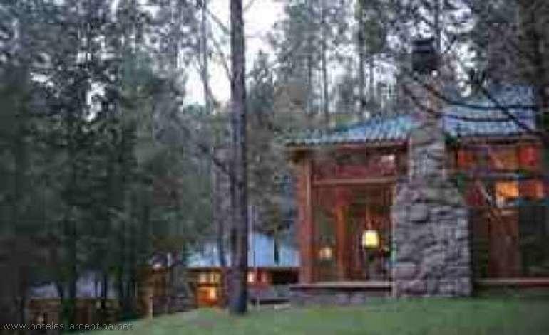 Lodges de pesca Lago Verde Wilderness Resort