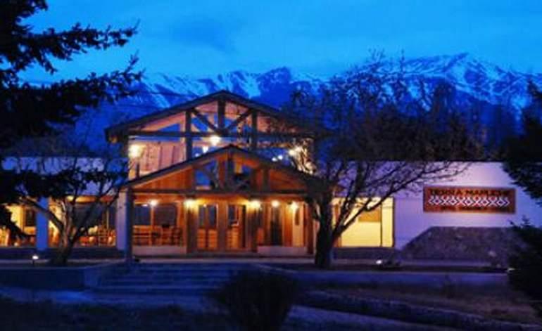 Hoteles 3 Estrellas Tierra Mapuche - Esquel / Esquel