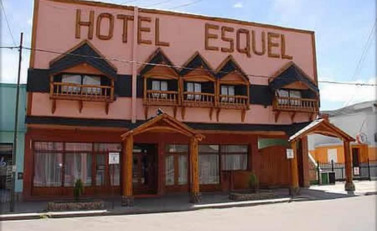 Hoteles 2 Estrellas Hotel Residencial Esquel - Esquel / Esquel