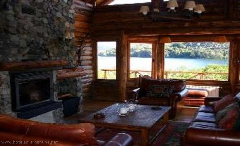 Lodges de pesca Laguna Larga