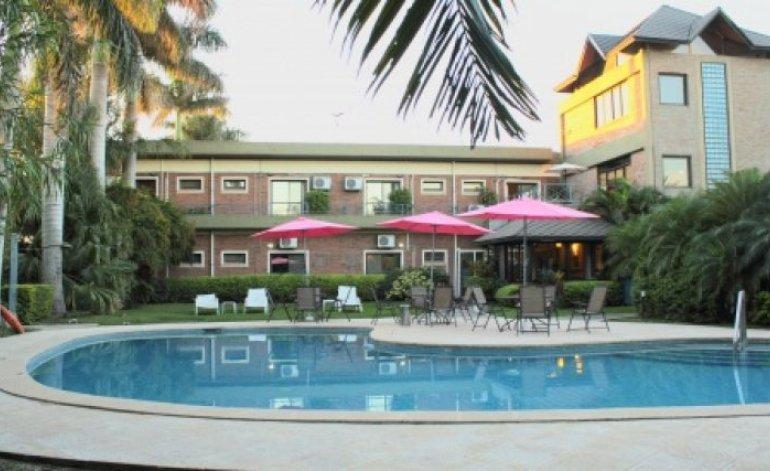 Asterion Hotel - Hoteles 3 estrellas / Formosa
