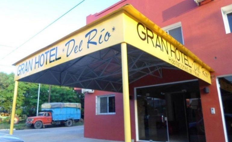 Hoteles 1 Estrella Gran Hotel Del Rio - Clorinda / Formosa
