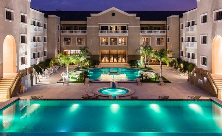 Hotel howard johnson  y casino formosa