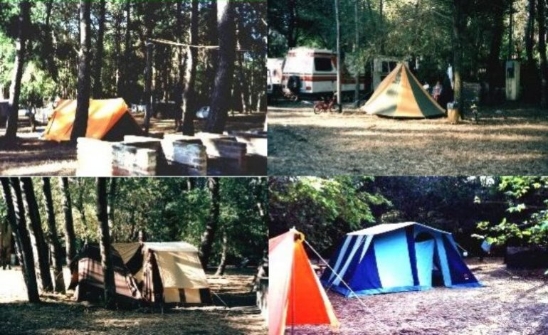 Camping afrika