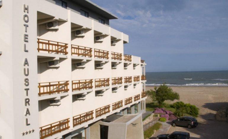 Austral - Hoteles 4 estrellas / Villa gesell