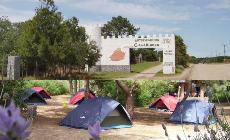Casablanca - Camping / Villa gesell