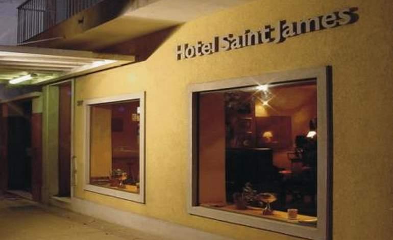Hotel Saint James - Residenciales / La plata