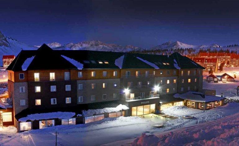 Virgo Hotel Y Spa - Hoteles 5 estrellas / Las leñas
