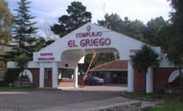 Camping Campamento Camping El Griego - Camping municipal / Mar del plata
