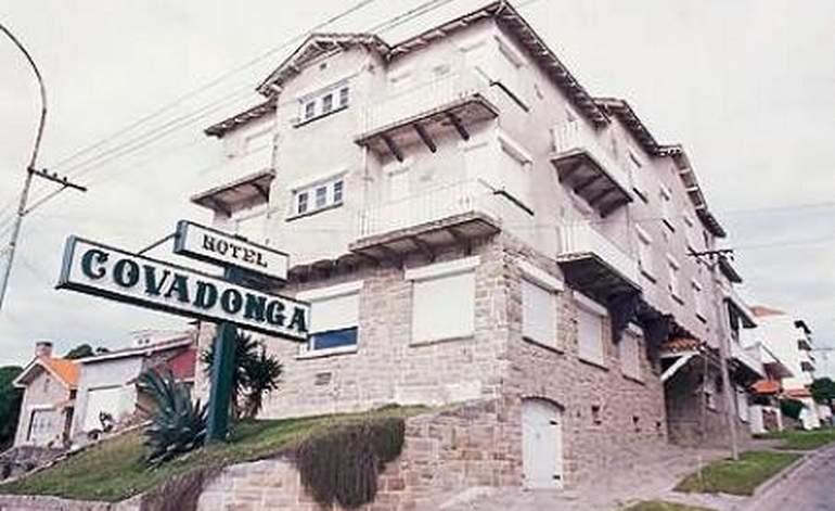 Hotel Covadonga - Punta mogotes y complejo balneario / Mar del plata