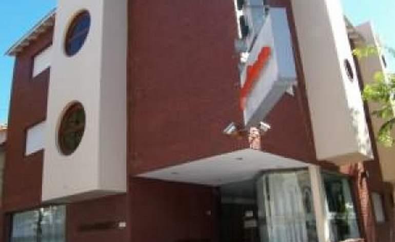 Hoteles 2 Estrellas Hotel Perlamar - La perla barrio / Mar del plata