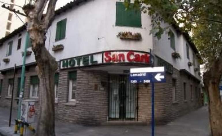 Hotel San Carlos - Terminal de omnibus / Mar del plata