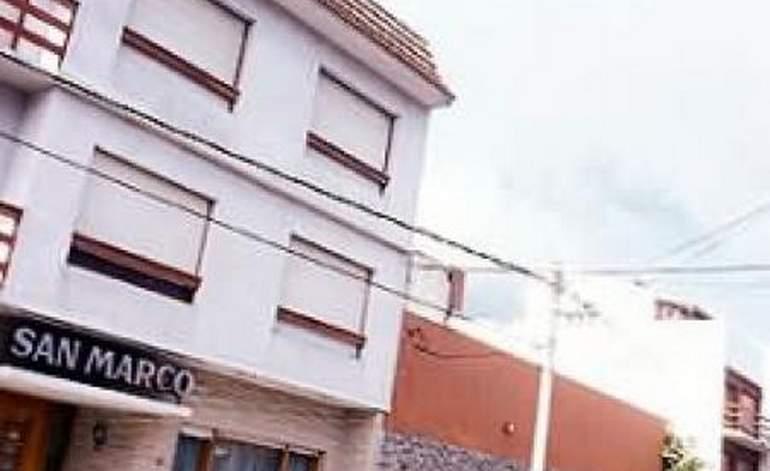 Hoteles 2 Estrellas Hotel San Marco - Playa grande / Mar del plata