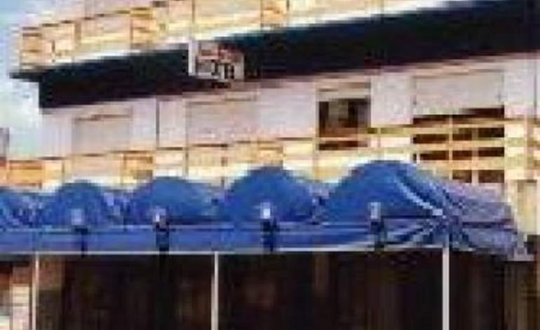 Hotel Soleares - Punta mogotes y complejo balneario / Mar del plata
