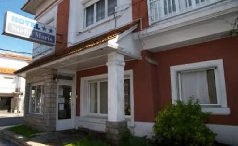 Hoteles 2 Estrellas Hotel Stella Maris - Playa grande / Mar del plata