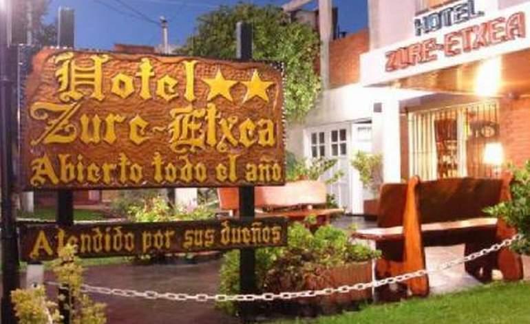 Hotel Zure Etxea - Punta mogotes y complejo balneario / Mar del plata
