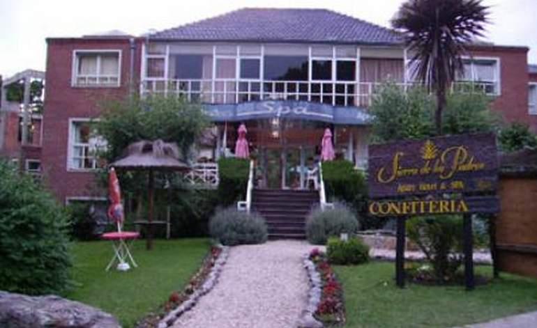 Apart Hoteles 4 Estrellas Sierra De Los Padres Apart Hotel - Microcentro / Mar del plata