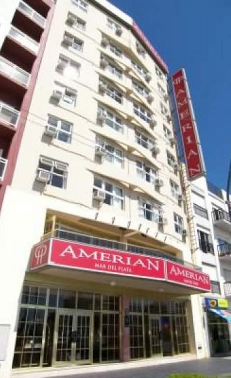 Hotel Amerian Mar del Plata