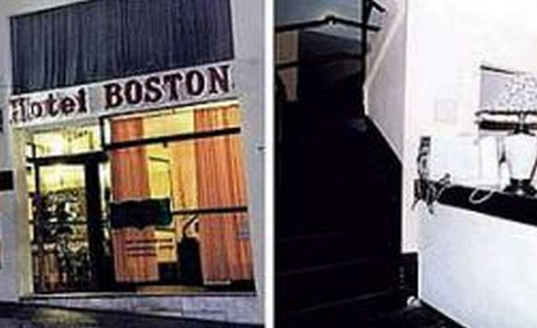 Boston - Hoteles 1 estrella / Mar del plata