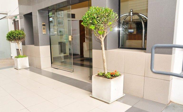 Apart Hoteles 4 Estrellas Bristol Condominio - Microcentro / Mar del plata
