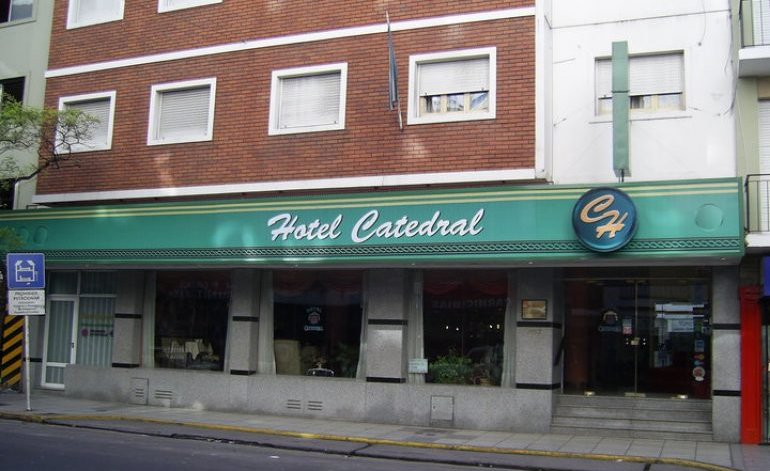 Catedral - Hoteles 2 estrellas / Mar del plata