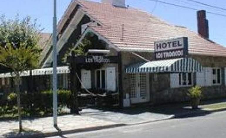 Hotel Los Troncos - Microcentro / Mar del plata