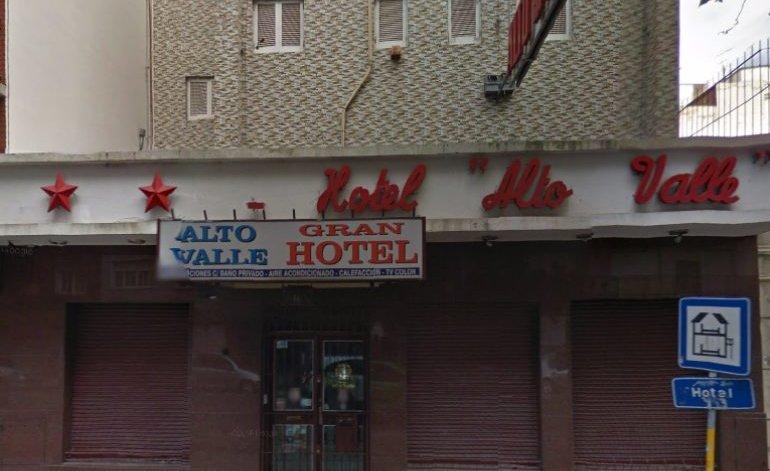 Hotel Gran Alto Valle Mar Del Plata Hoteles Argentina
