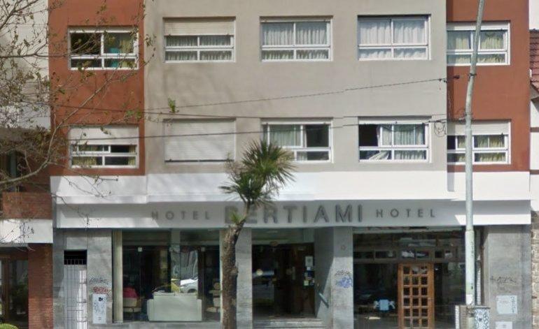 Hotel  Bertiami