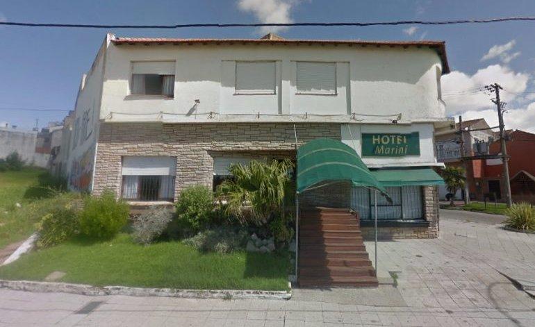 Hotel Marini - Punta mogotes y complejo balneario / Mar del plata