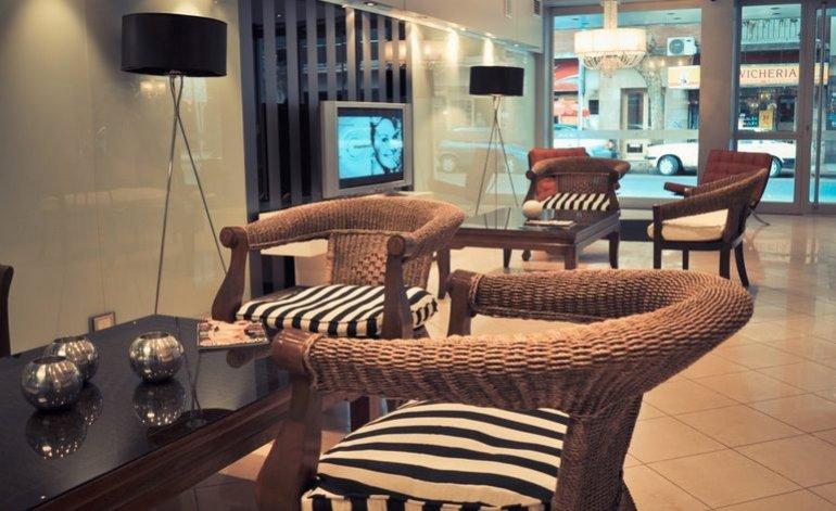Hotel Ortegal - Centro / Mar del plata
