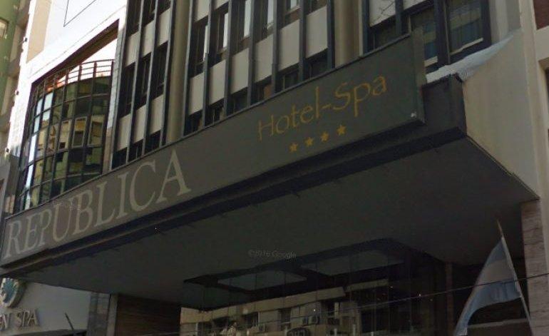 Hotel Spa Republica - Microcentro / Mar del plata
