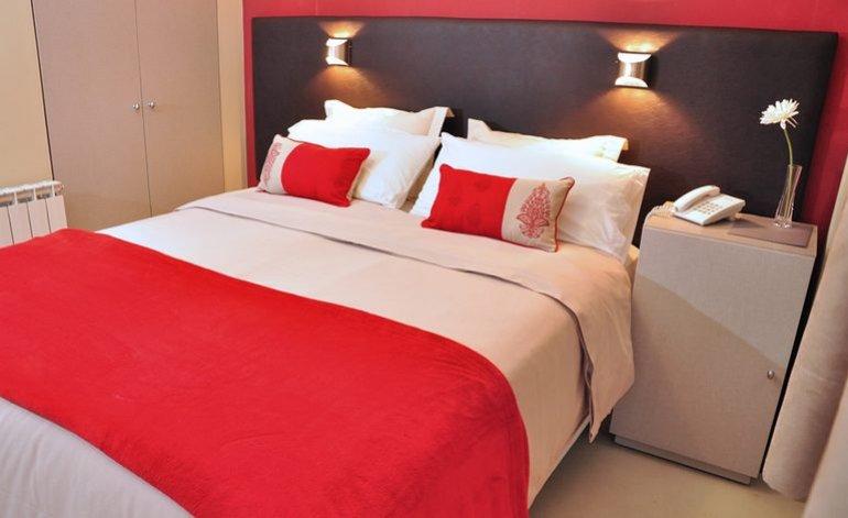 Hotel Tiber - Hoteles 2 estrellas / Mar del plata
