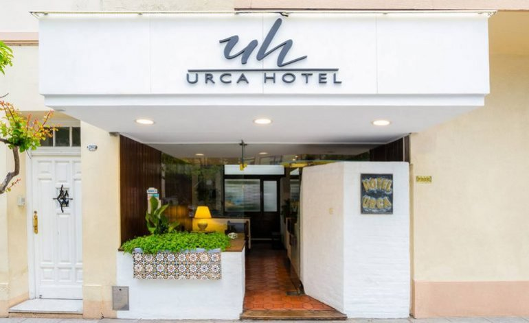 Hotel Urca - Centro / Mar del plata