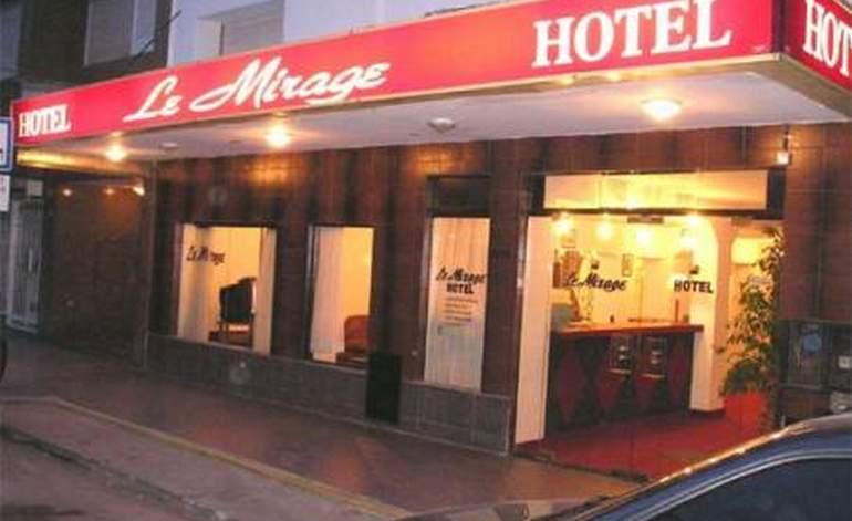 Hotel Le Mirage - Hoteles 1 estrella / Mar del plata