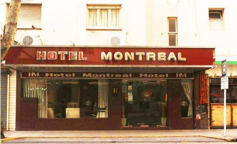 Montreal - Hoteles 2 estrellas / Mar del plata