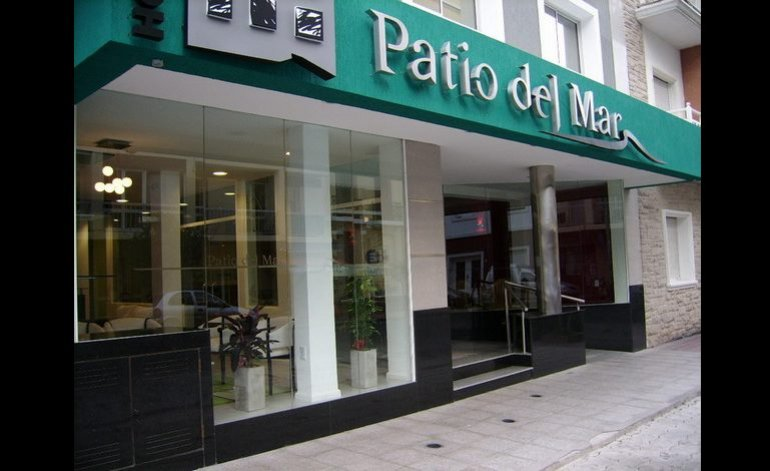 Hoteles 3 Estrellas Patio Del Mar - Playas de la perla alicante san sebastin saint michel alfonsina / Mar del plata